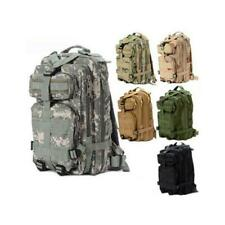 25L Sport Outdoor Military Rucksacks Tactical Molle Backpack Camping Hiking New