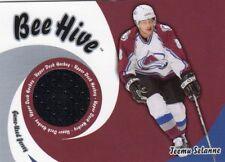 2003-04 Beehive Jerseys #JT38 Teemu Selanne