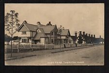 Thornton Hough - Raby Road - real photographic postcard