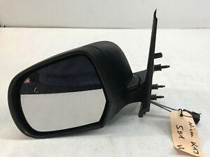 Seitenspiegel Au/ßenspiegel Glas Spiegelglas Links Fahrerseite f/ür Micra K12 K13 Note Leaf Duster Dokker