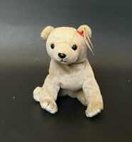 Ty Beanie Baby Almond The Bear DOB April 14,1999 With Tag Errors RARE