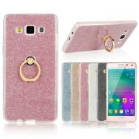 Luxury Glitter Bling Ring Stand Phone Case For Samsung Galaxy S4 S5 S6 S7 S10 5G