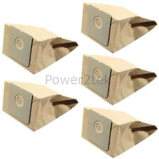 5 X E67, E67n, H55 bolsas de vacío para Solac Picolo A304 Hoover UK