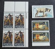 Us Errors, Freaks & Oddities Efo Collection of 3 Vf misregistration color shift