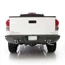 Smittybilt M-1 Rear D-Ring Bumper w/ Light Kit 2007-2013 Toyota Tundra 614840