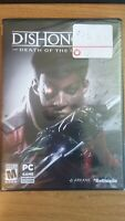 Dishonored: Death of the Outsider, Brand New, Factory Sealed Steam Key, PC DVD