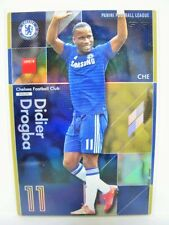 Panini Football League	PFL	11	SUPER	097	Didier	Drogba	Chelsea	Refractor insert