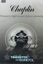 CHAPLIN- Porque Lo Mejor es Siempre Un Referente Vol. 3 - DVD, NEW