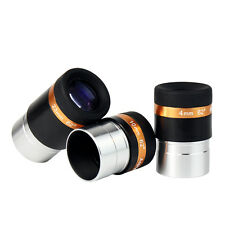 "SVBONY 3pcs 1.25"" Okular Set 4&10&23mm Fully Coated for Astronomische Teleskop"