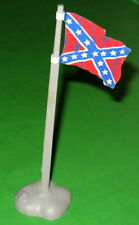 MARX CENTENNIAL 5929 CIVIL WAR SET....FLAGS OF THE SOUTHERN STATES......