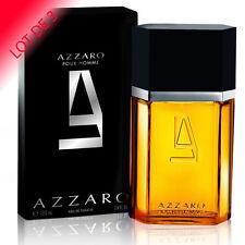 Azzaro Pour Homme Azzaro pour homme EDT 100ml LOT DE 3  +1 Échantillon