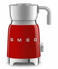 SMEG 50's Retro Style MFF01RDEU 500W Montalatte a Induzione - Rosso