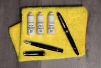 The Ultimate 3-Step Pen Polish — Pen Polish and Scratch Remover for Montblanc!