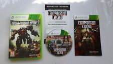 Front Mission Evolved Xbox 360 Juego
