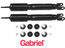 2 Shock Absorbers GABRIEL Front for Chevy GMC