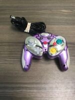 Intec Wired Purple Controller Model GC-5005-C For GameCube Gamepad 5E