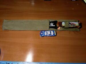"""Lot 2 1)2002 Monte Carlo #29 Harvick Taz 1)16"""" USA saber w/sheath#8 Bud Dale Jr"""