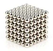 216pcs 3mm Magnetic Balls Magic Beads 3D Puzzle Ball Neodymium Sphere Toy Cube