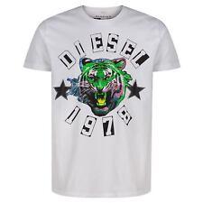 DIESEL The King Men's T-shirt White 100 2xl