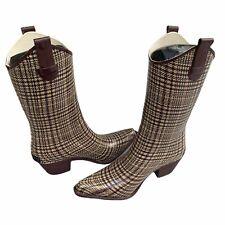 Corky's Rodeo Western Rain Boots Women's Size 8