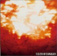 USED ​​​​CD THE END OF EVANGELION - Evangelion theater version