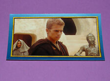 N°155 STAR WARS ATTACK OF THE CLONES GUERRE DES ETOILES 2002 MERLIN TOPPS PANINI