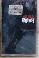 Slipknot - IOWA cassette tape Ukraine Sealed !