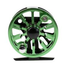 Dovewill CNC Fly Reel 3/4 WF Aluminum Light-weight Fly Fishing Reels Green