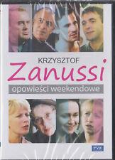 DVD - OPOWIEŚCI WEEKENDOWE - NEW POLISH DVD - 3 DVD - Krzysztof Zanussi
