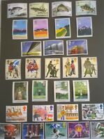 Great Britain 1983 SC 1011-1039 * SG 1207-1235 MNH Complete Commemorative Set