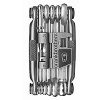 Crankbrothers M17 Bike Multi-Tool (Silver)