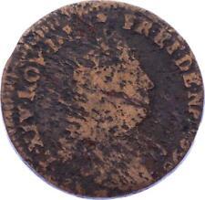 O3250 Liard Louis XIV 1698 Besançon-> Faire offre