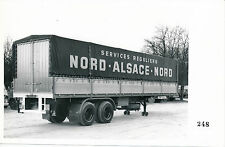 Remorque Camion Trailor - Transports Nord-Alsace - DIV 11065