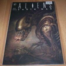 War US Modern Age Aliens Comics