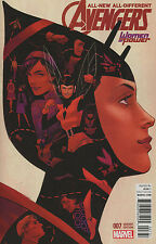 All New All Different Avengers #7 Wasp Women of Power Variant Cover. NM Marvel