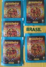 PANINI 2017 BRASILE CAMPIONATO brasilerio direttamente DAL BRASILE 5 Sticker Pack.