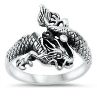 Argent Sterling Fleur De Lis Cylindre Ring-cadeau gratuit emballage