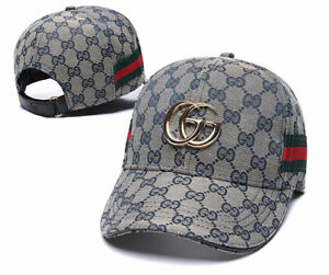 125 GUCCI Fashion Baseball Cap Visor Sports Cap Classic Outdoor Hat