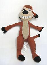 Timon Plush Doll Disney Lion King Broadway Musical Rare HTF Meerkat Beanbag Toy