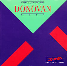 Donovan - Best Ballad of Geraldine - CD