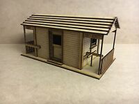 1/32 Scale Ticket Office Slot Car Building, Scalextric Or Magnetic Racing