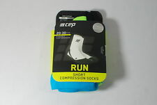 CEP Sportswear Dynamic+ Short Socks Size III Mens Medium Blue/Green
