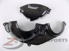 2008-2011 CBR1000RR Engine Stator & Clutch Case Cover Guard Fairing Carbon Fiber