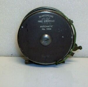 Shakespeare Free Stripping Automatic Fly Reel No. 1824 EK