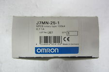 OMRON J7MN-25-1 INTERRUTTORE AUTOMATICO PROTEZIONE MOTORE (SALVAMOTORE) 0,7-1 A