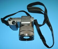SONY NEX-5R MIRRORLESS DIGITAL CAMERA WITH 18-55MM LENS | 16.1MP | SILVER & BAG