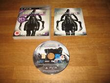 PS3 game - Darksiders II 2 (complete PAL)