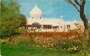 Hotel Casa Blanca roadside Phoenix Arizona Petley 1950s Postcard 20-5120