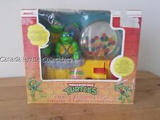 Sealed RARE 1988 Janex TMNT Teenage Mutant Ninja Turtles Talking Gum Ball Bank