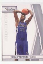 Hassan Whiteside 2010-11 Prestige #203 Rookie Card
